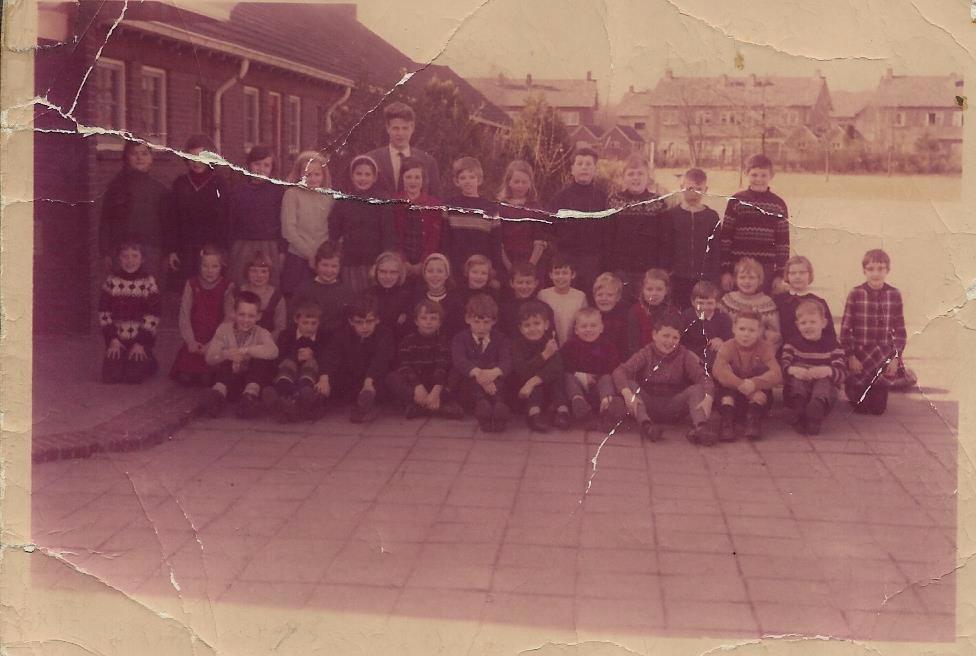 Koningin Wilhelminaschool basisonderwijs foto