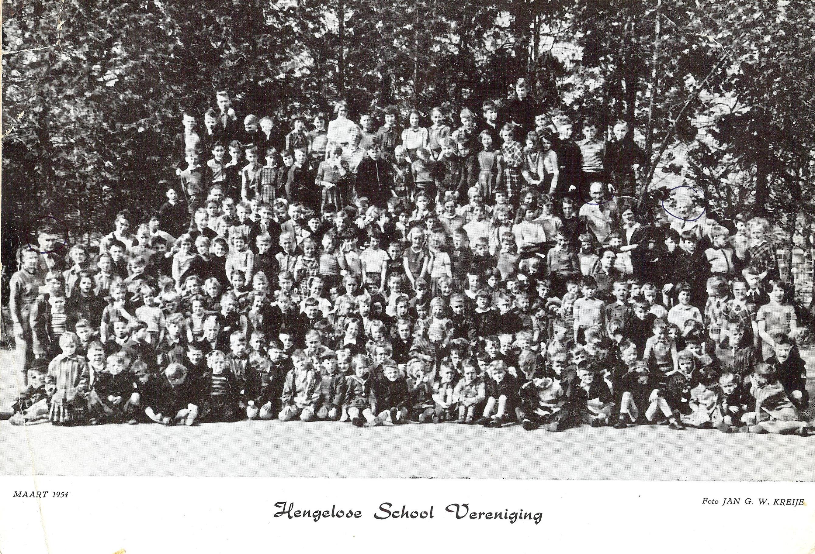 Hengelose Schoolvereniging foto