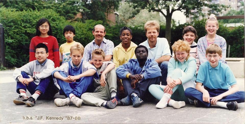 J.F. Kennedy School foto