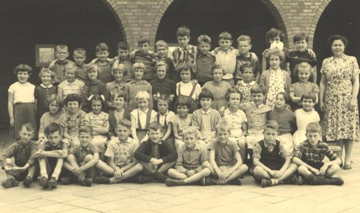 St. Aloysiusschool foto