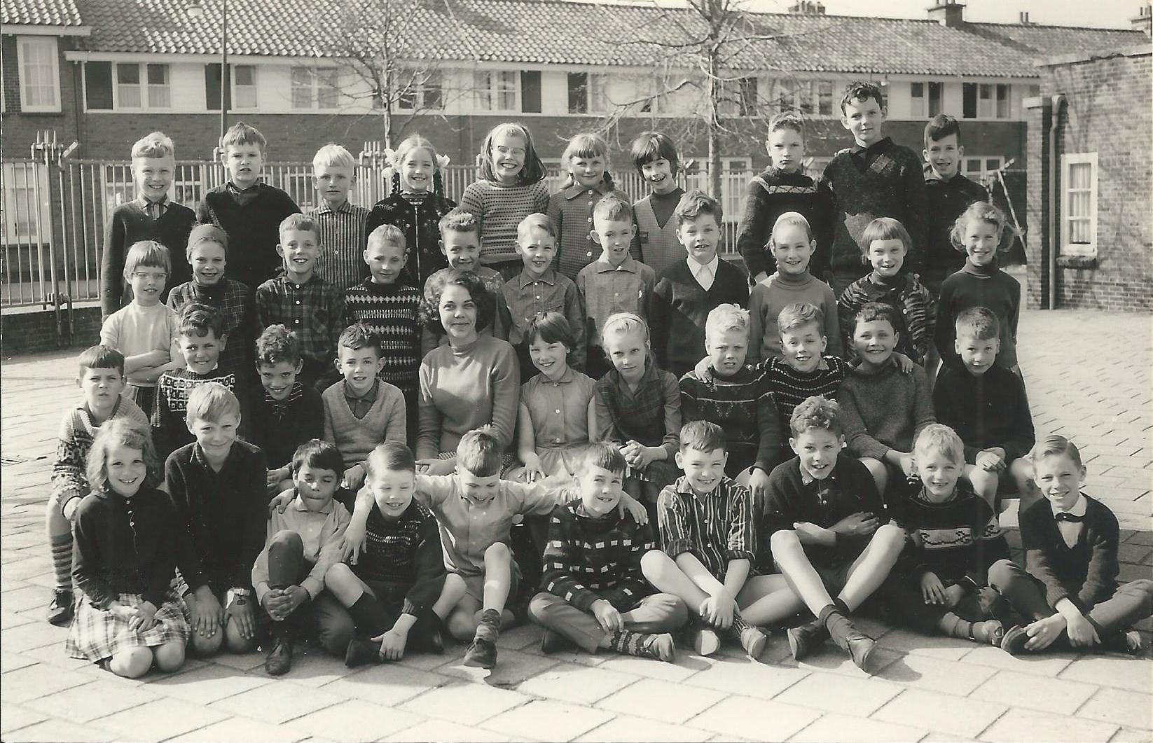 Carel Fabritiusschool foto