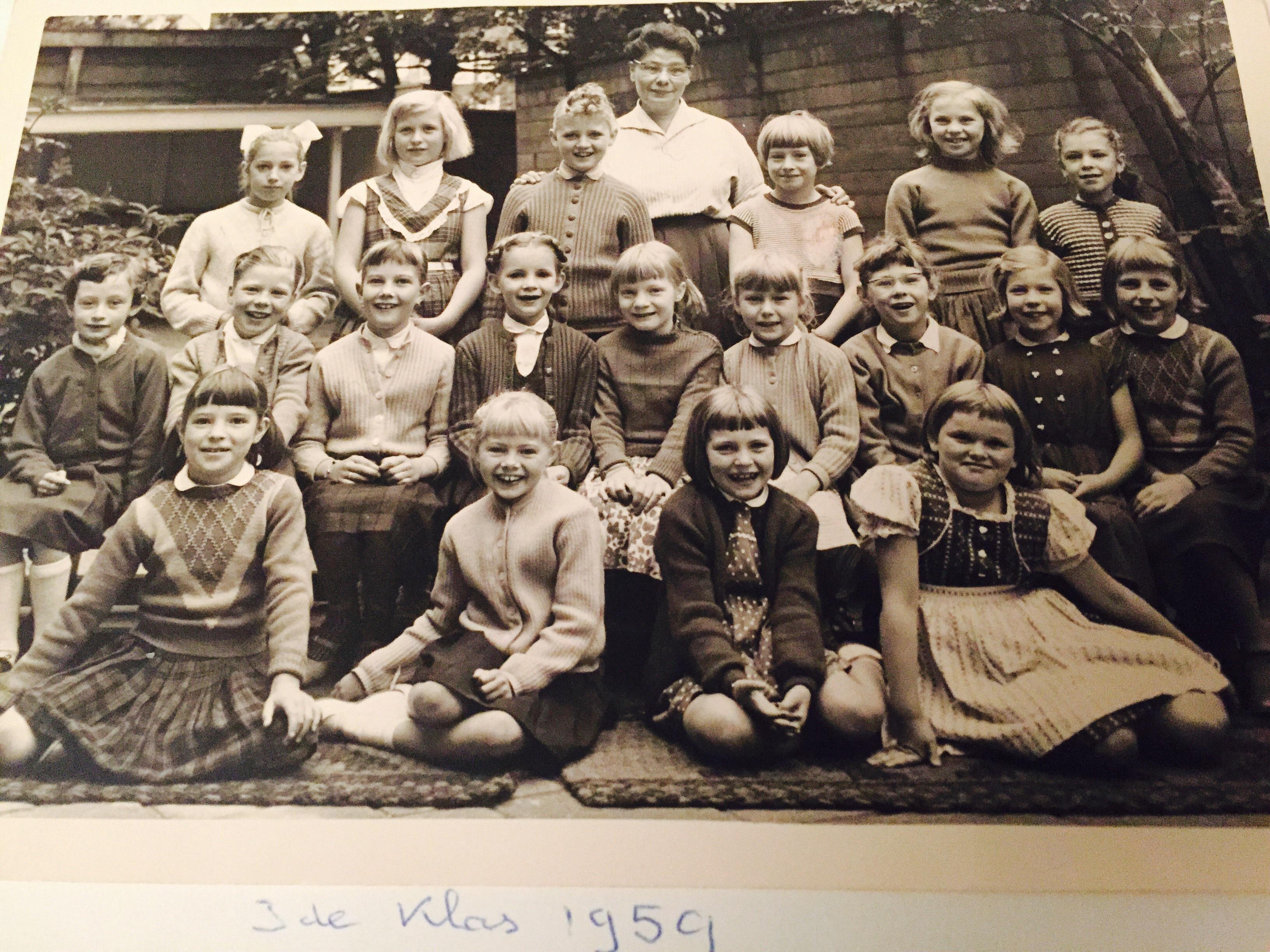 pestalozzischool openbare school voor meisjes foto