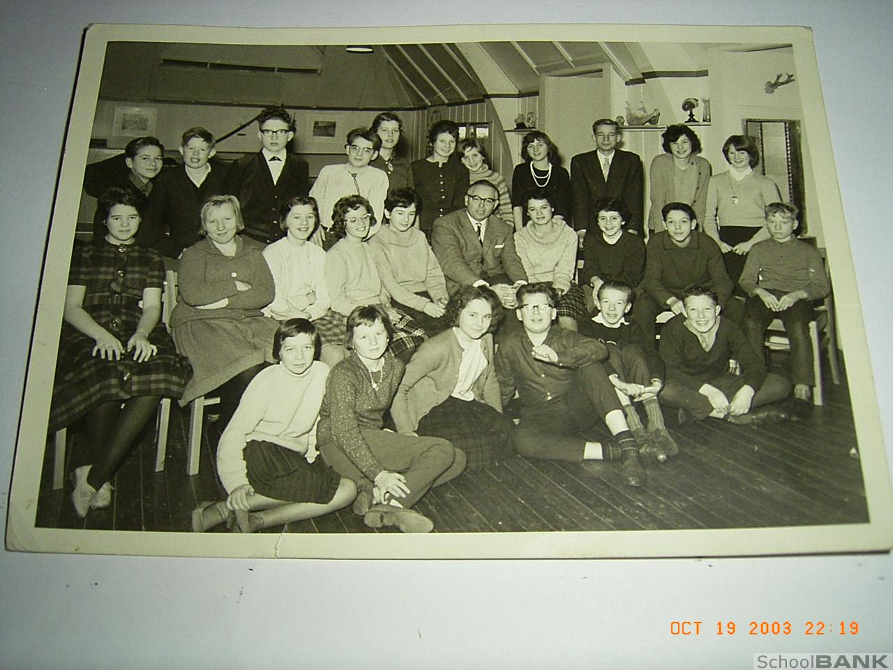 Mercuriusschool Handels ULO foto
