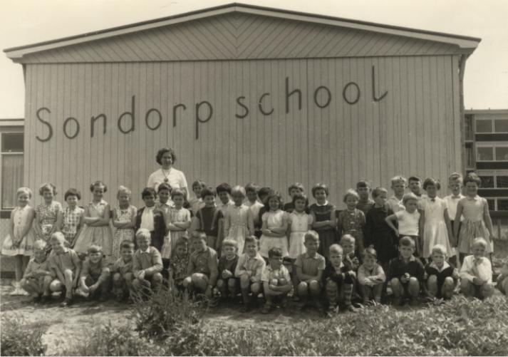 Sondorpschool foto