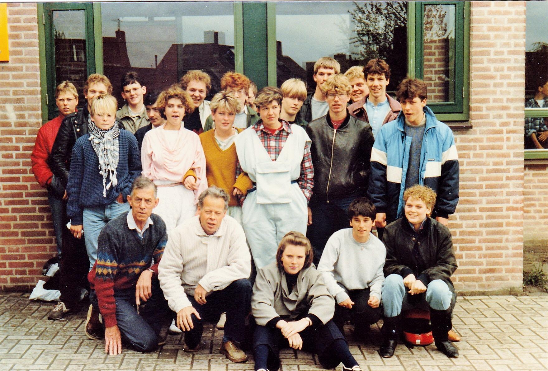 de Waegh Gemeentelijke Economische School foto