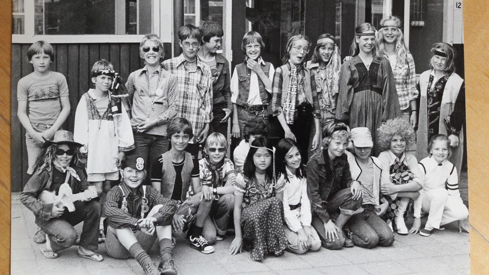 Tesselschadeschool foto