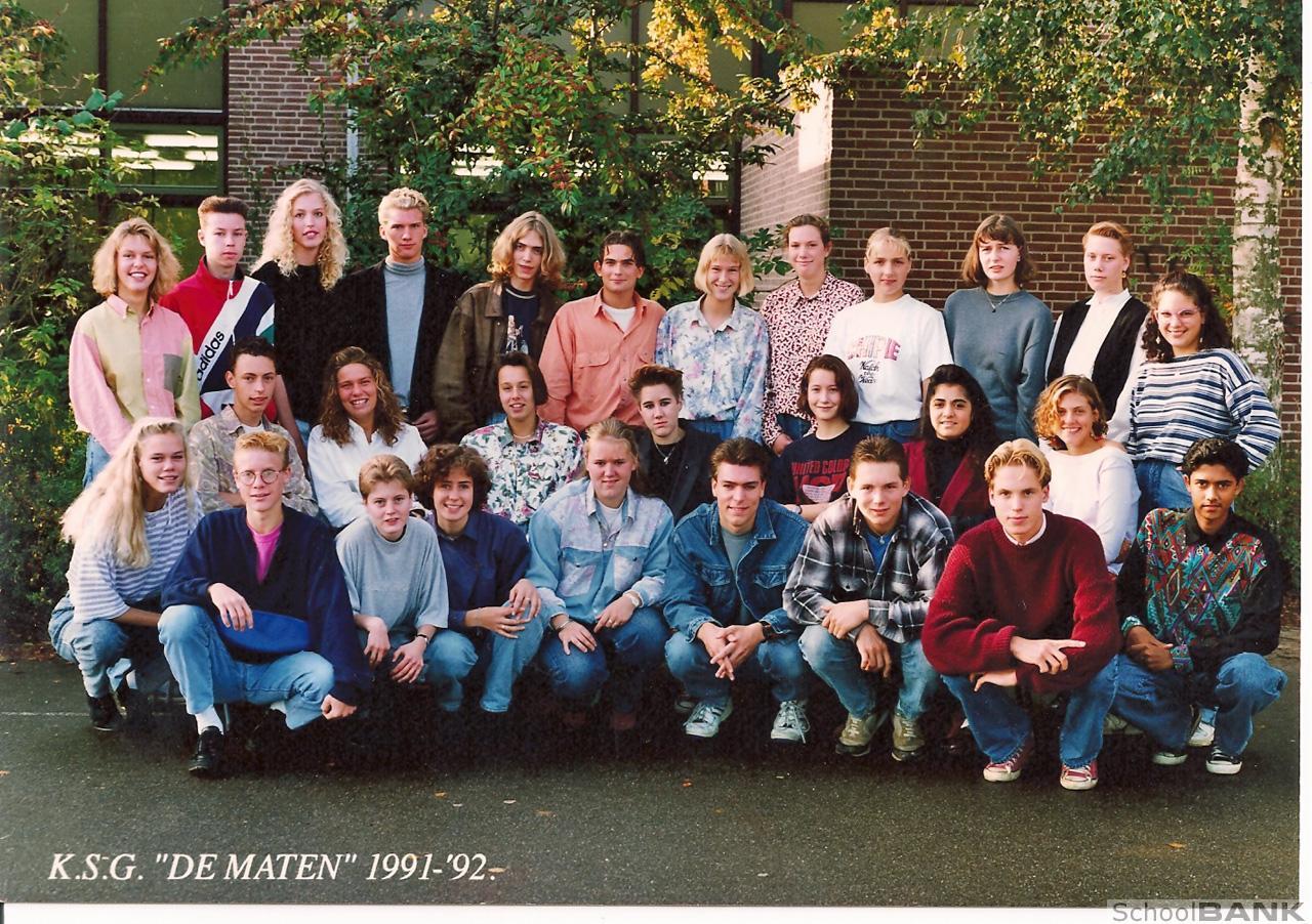 Koninklijke Scholengemeenschap de Maten foto