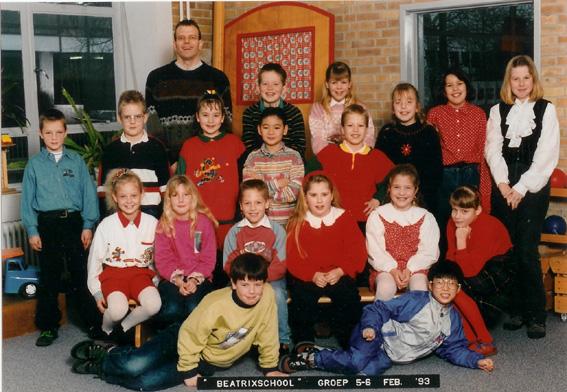 Prinses Beatrix basisschool (kleuters/gr 3 tot 8) foto