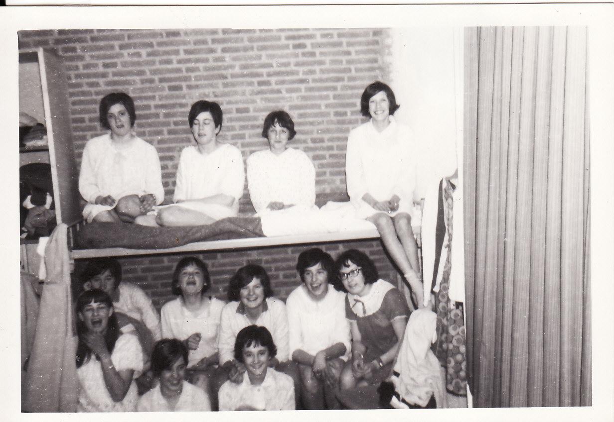Huishoudschool foto