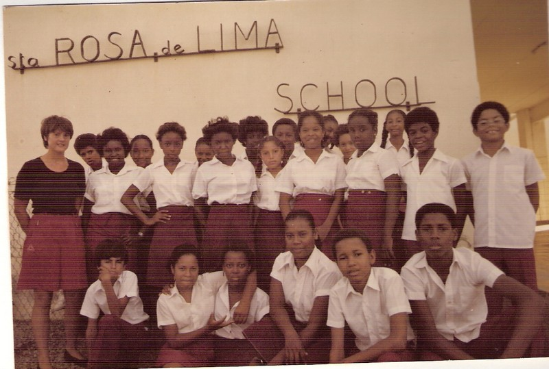 Sta. Rosa de Limaschool foto