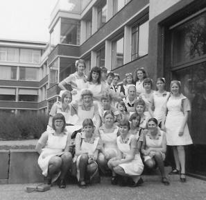Opl. verpleegkunde Elisabeth- / Centraal ziekenhuis (MCA) foto