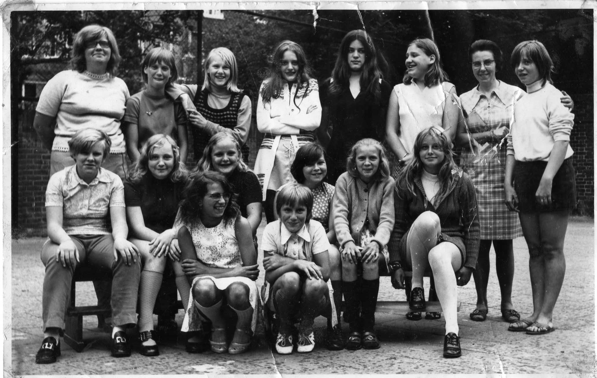 St. Catharina meisjeschool foto