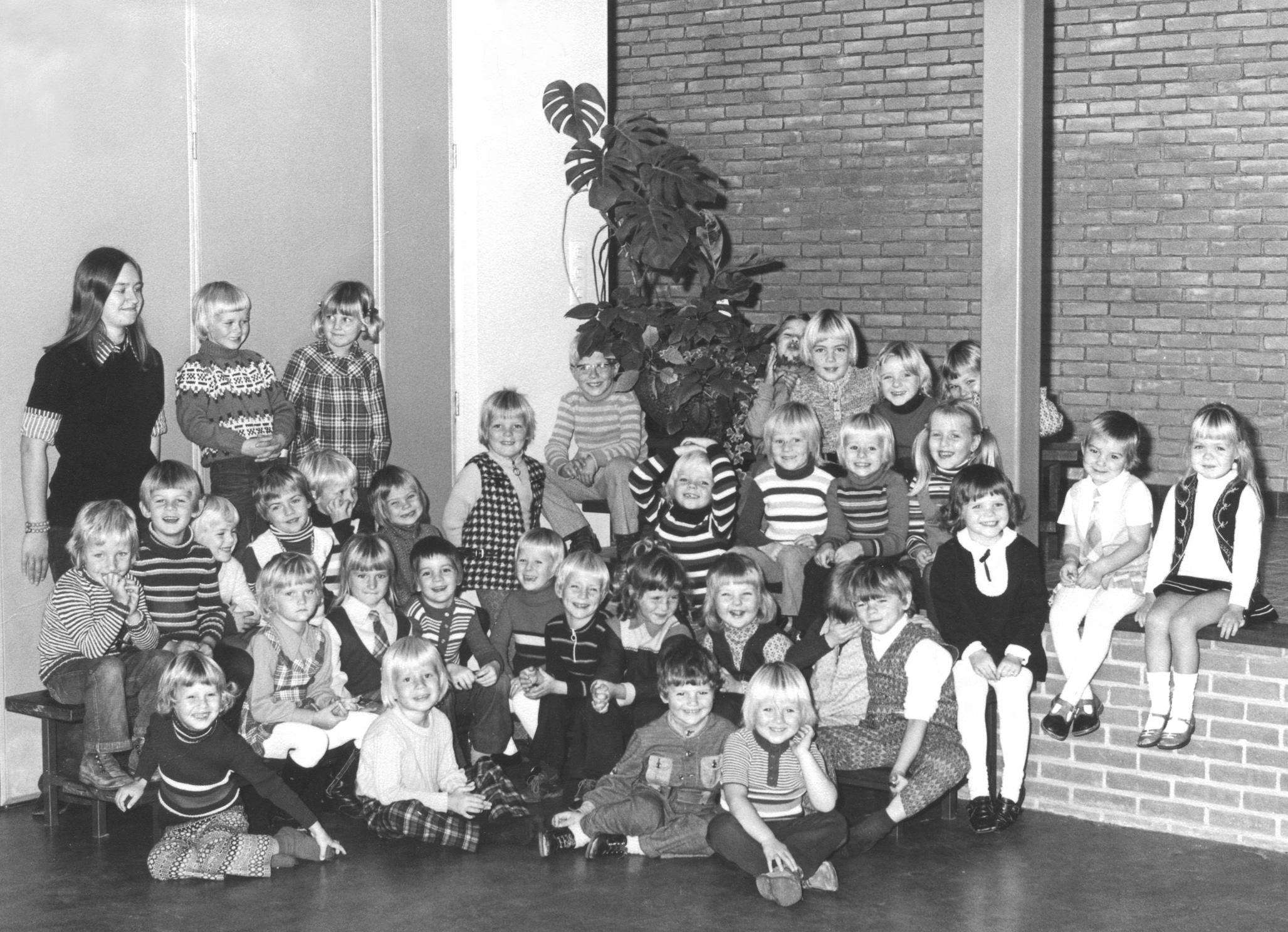 John F Kennedybasisschool foto