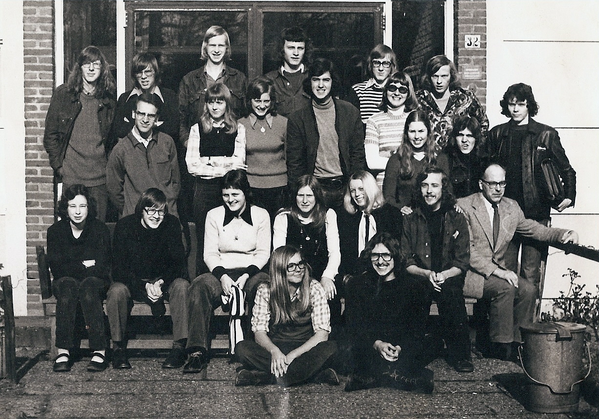 HAVO-afdeling Pedagogische Academie foto