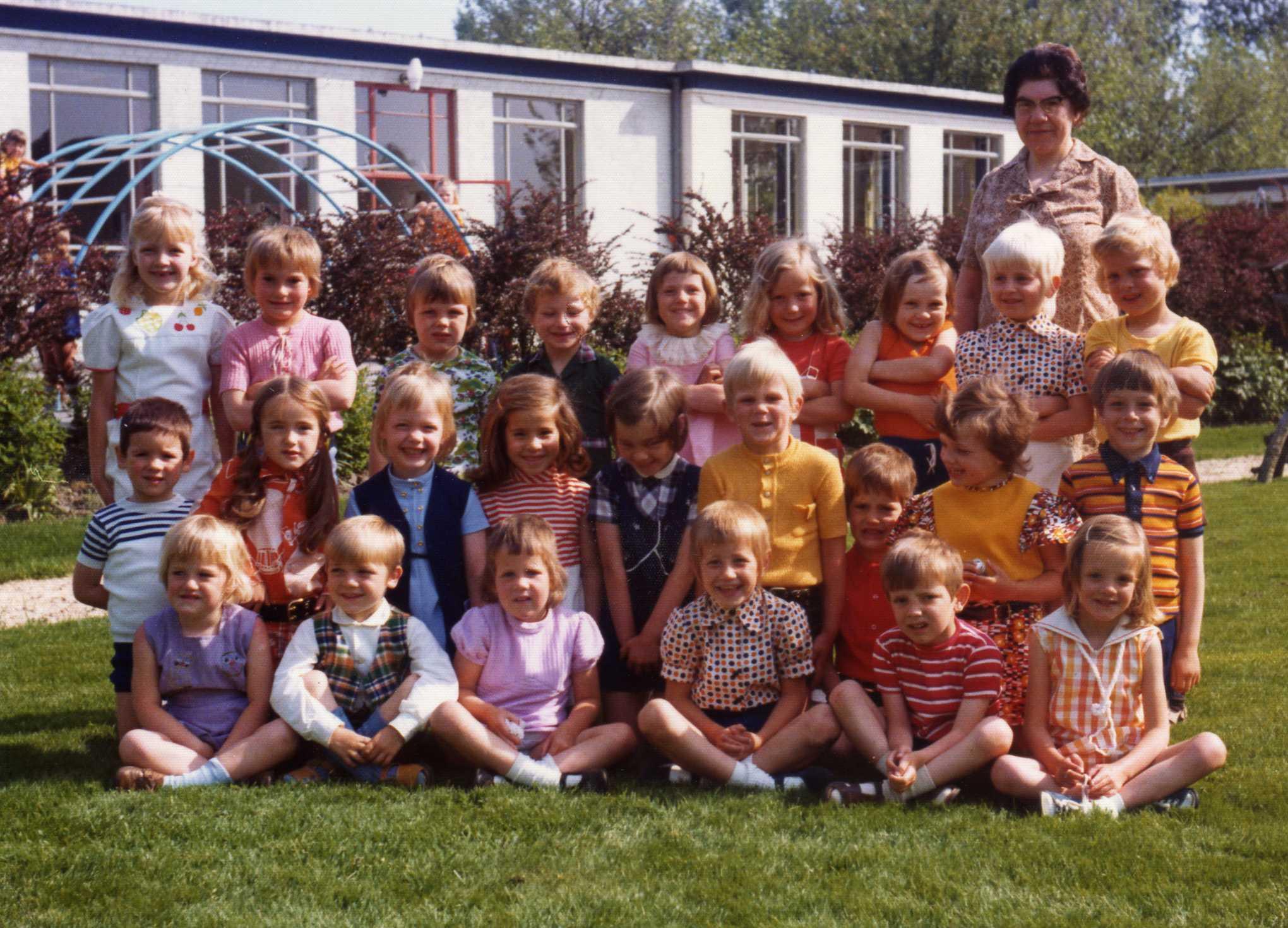 Maria Gorettischool foto