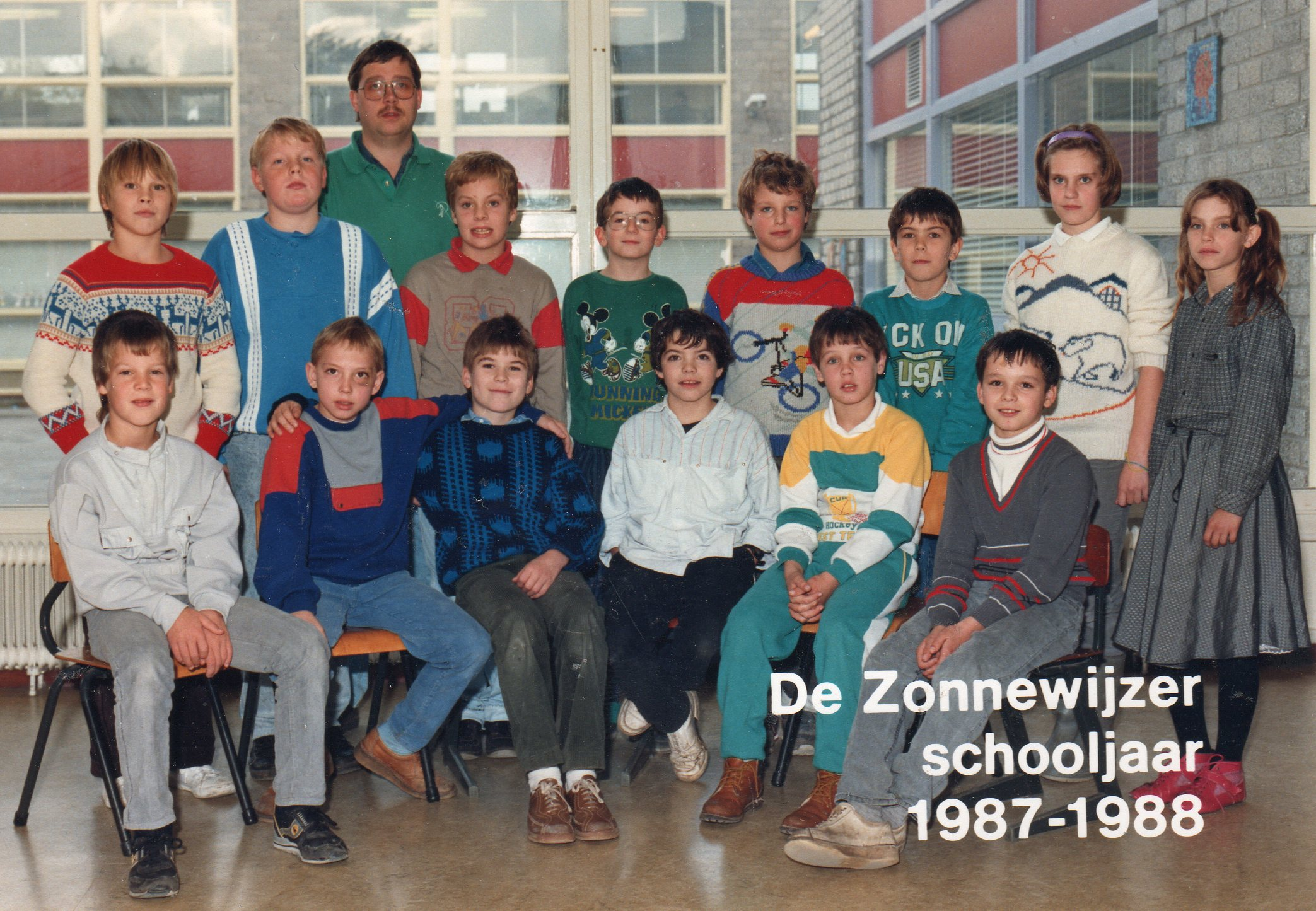 SO VSO De Zonnewijzer foto