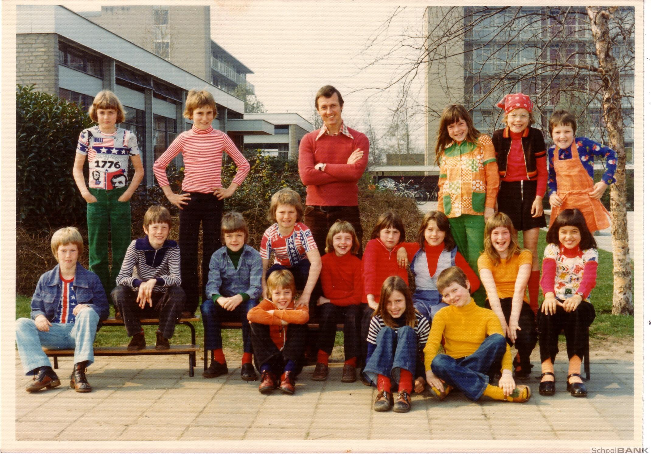 koningin wilhelmina school basisonderwijs foto