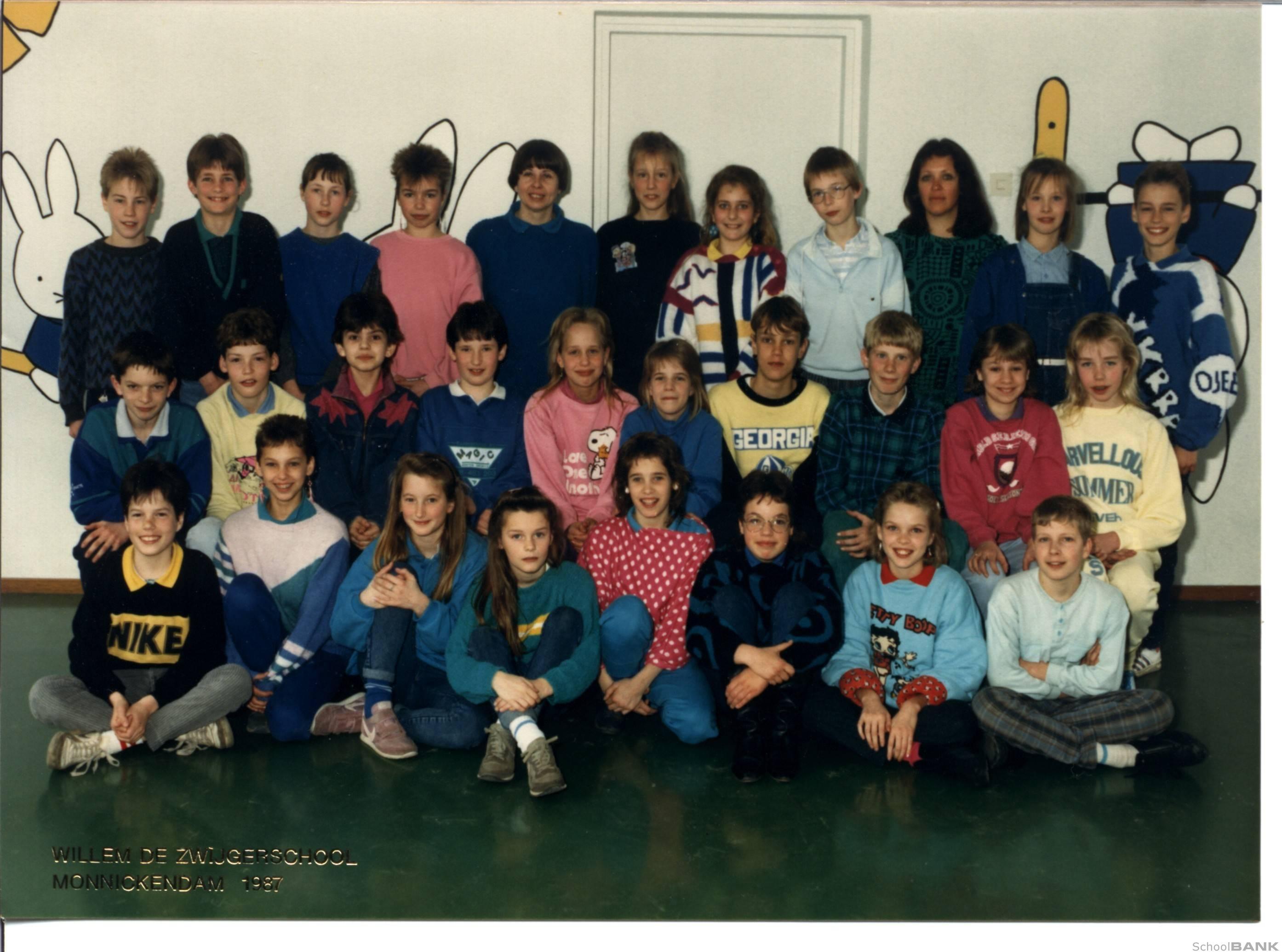Willem De Zwijgerschool foto