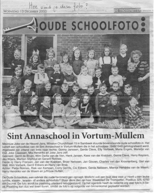 Sint Annaschool foto