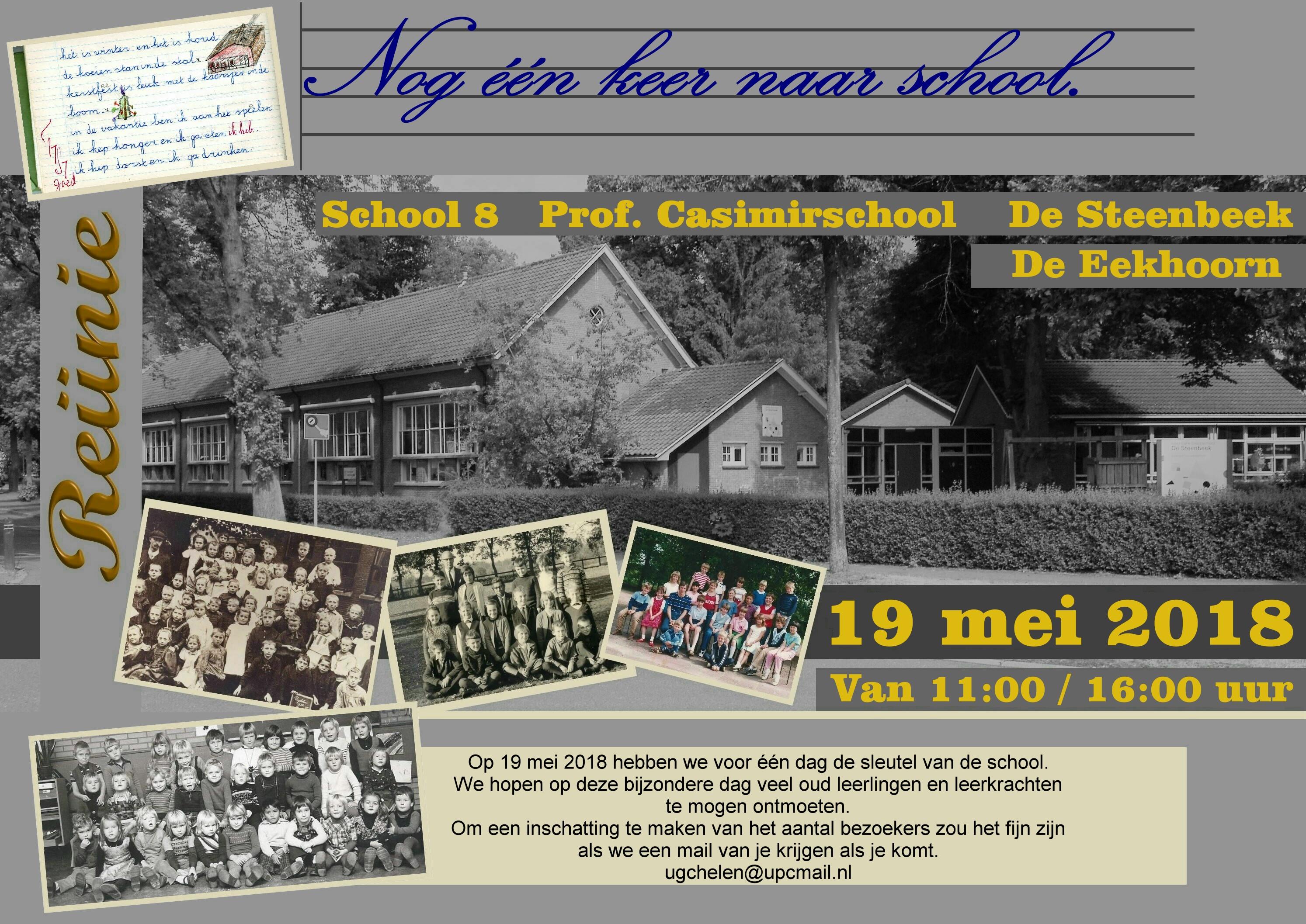 Prof. Casimirschool foto