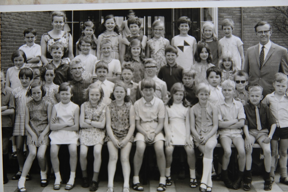 Koningin Wilhelmina School (KWS) chr. basisschool foto