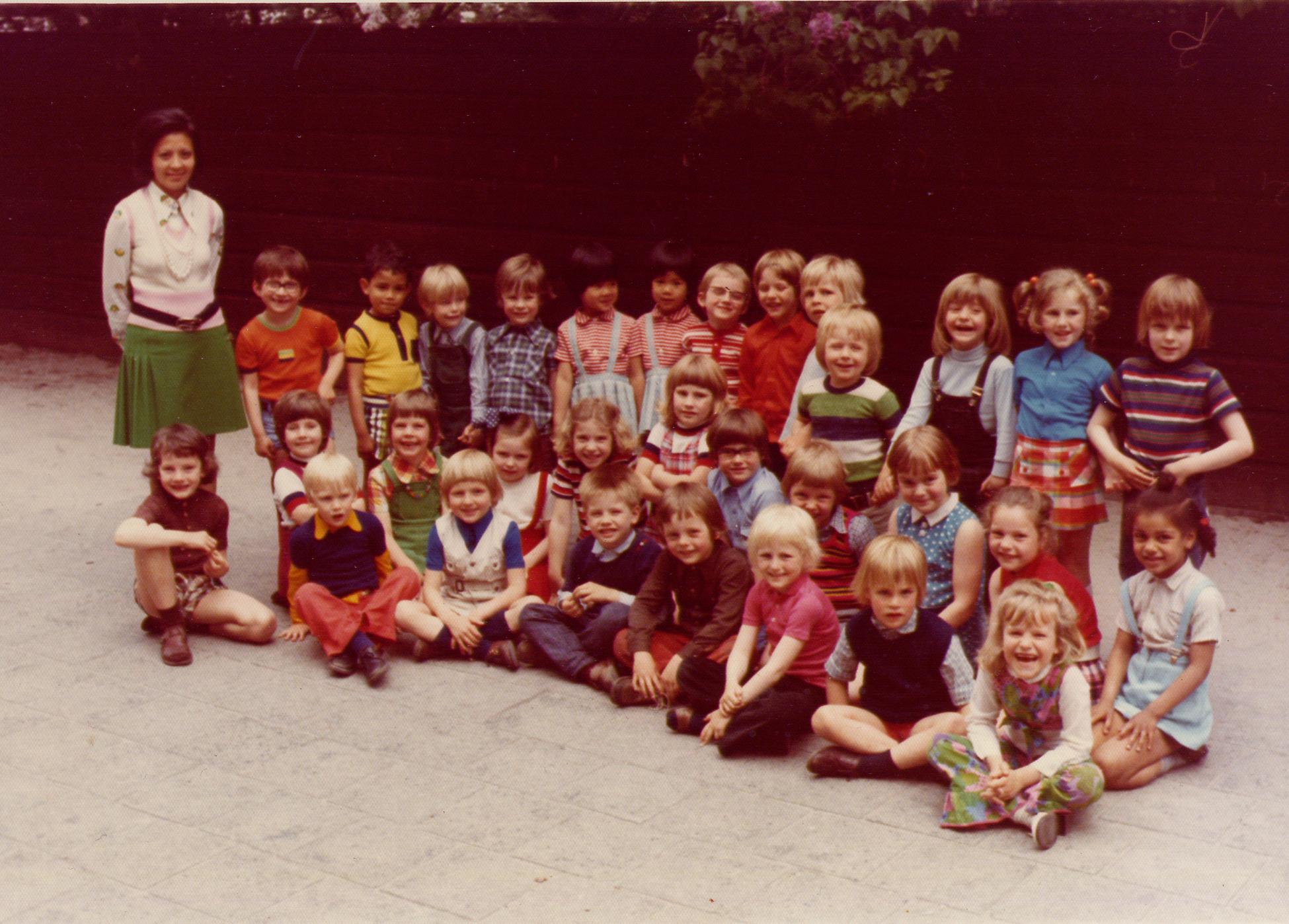 Aeneas Mackayschool foto