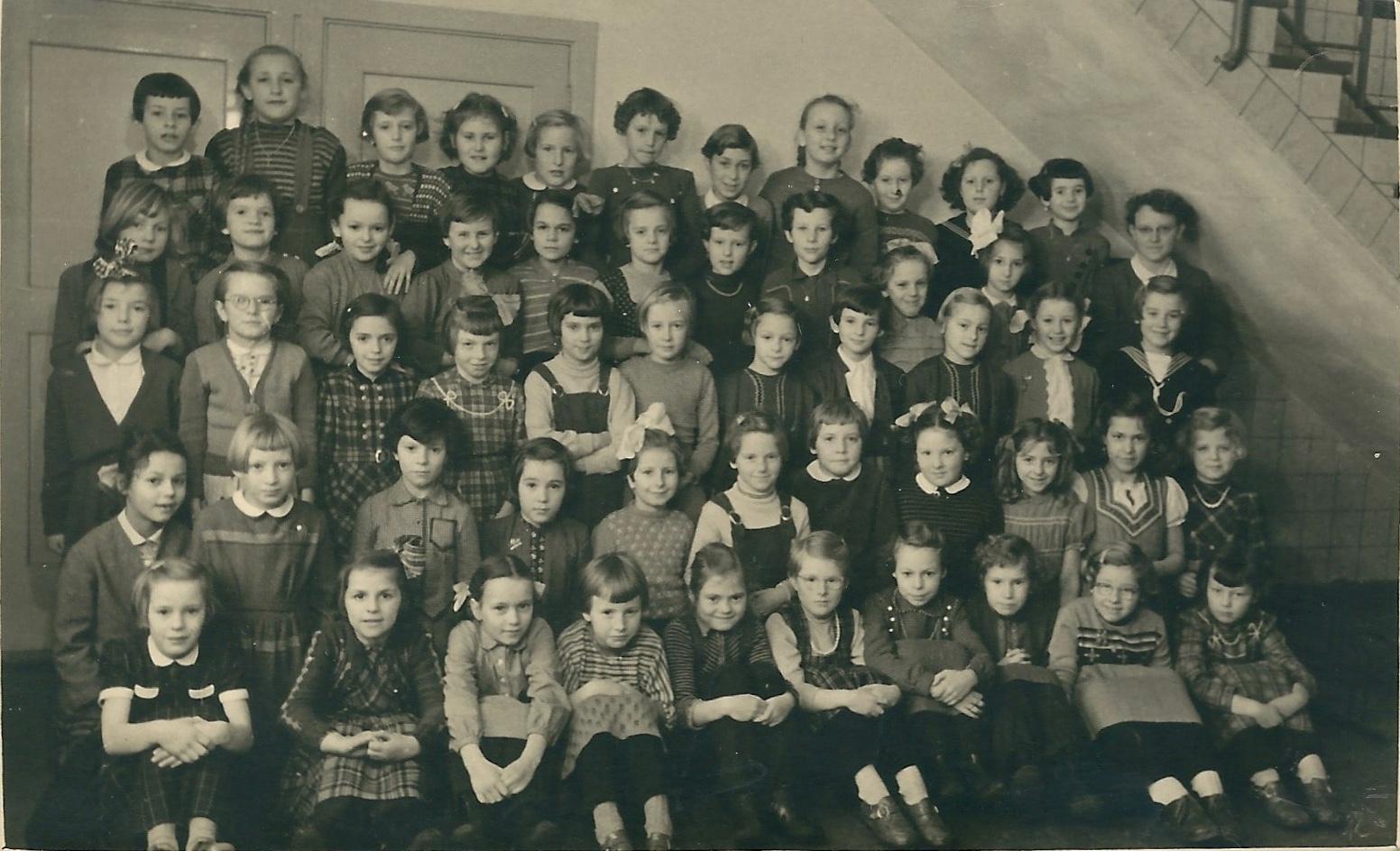 Sint Franciscus RK lagere school foto
